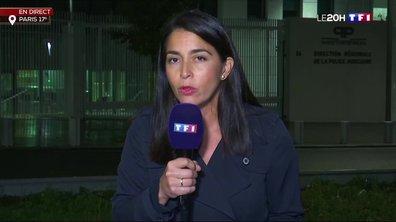 Attaque à la préfecture de Paris : garde à vue prolongée pour la femme du tueur