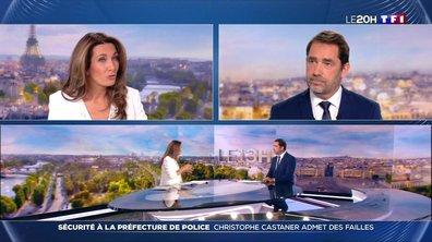 Attaque à la préfecture de police de Paris : Christophe Castaner a admis des failles