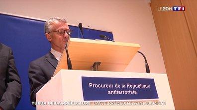 Attaque au couteau à la préfecture de police de Paris : le parcours meurtrier du tueur