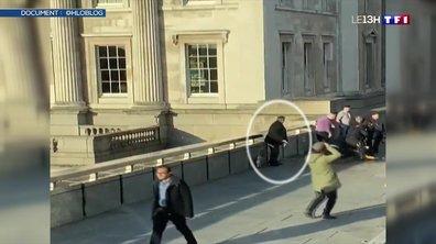 Attaque au couteau à Londres : l'assaillant était déjà condamné pour terrorisme