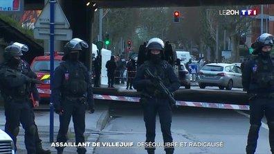 Attaque au couteau à Villejuif : un assaillant déséquilibré et radicalisé
