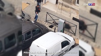 Attaque de la Préfecture de police de Paris : retour sur le déroulement des faits