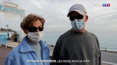 Attaque meurtrière à Nice : les habitants de nouveau sous le choc