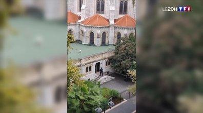Attaque terroriste : trois morts dans une église à Nice