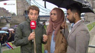 Attaques de Londres : émotion et appel au rassemblement pour les habitants de la ville