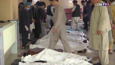 Attentat à Kaboul : les autorités pointent du doigt les talibans