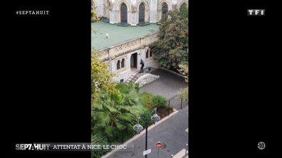Attentat à la basilique Notre-Dame : stupeur et colère des Niçois
