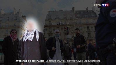Attentat de Conflans : le tueur était en contact avec un djihadiste en Syrie
