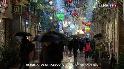 Attentat de Strasbourg : un an après, l'émotion toujours vive dans la ville