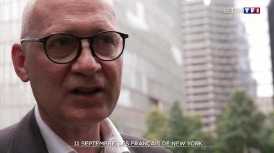 Attentats du 11-septembre : témoignages de Français à New York