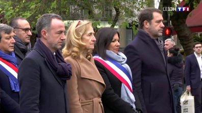 Attentats du 13 novembre 2015 : des cérémonies d'hommage émouvantes