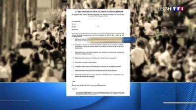 Attestation couvre-feu : à quel moment sortir sans risquer une amende ?