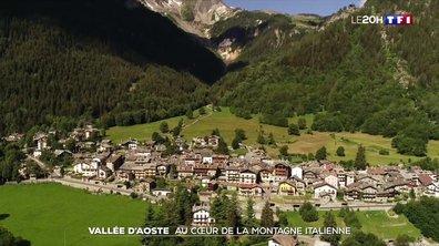 Au cœur de la montagne italienne, la Vallée d'Aoste