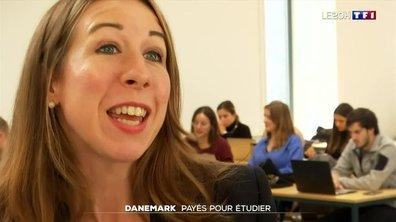 Au Danemark, les jeunes payés pour étudier