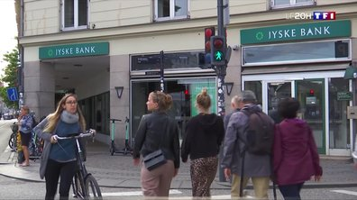 Au Danemark : les taux négatifs font gagner de l'argent en empruntant