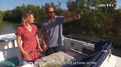 Au fil de l'eau : découvertes sur le Canal du midi