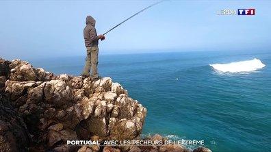 Au Portugal avec des pêcheurs de l'extrême