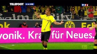 """Aubameyang: """"A Dortmund, la concurrence nous permet de nous surpasser"""""""