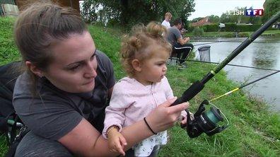 Aubencheul-au-Bac : les vacanciers associent camping et pêche