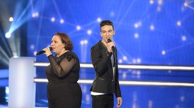 The Voice 4 - Les battles : Aubin surprend et élimine la favorite Samira Brahmia