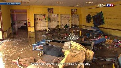 Aude : des enfants contaminés à l'arsenic