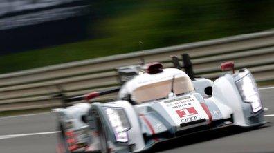 24 h du Mans 2013 : la pluie s'invite sur le circuit Bugatti