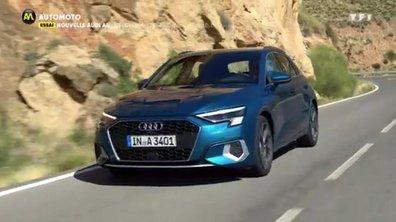 Nouvelle Audi A3 : le Premium, c'est toujours elle ?