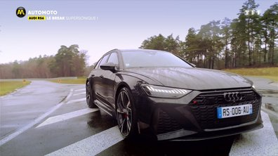 La saga des breaks supersoniques : Audi RS6 Vs Porsche Panamera Turbo S
