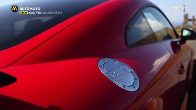 Audi TTS : 20 ans déjà !