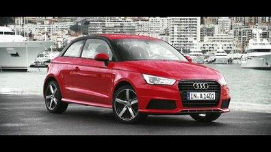 Audi A1 2015 : présentation officielle