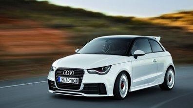 Audi A1 quattro : prix affiché à 51.190 euros !!!