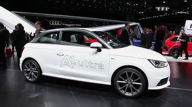 L'Audi A1 restylée au Salon de Genève 2015