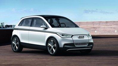 Salon de Francfort 2011 : Audi A2 Concept, infos et photos officielles