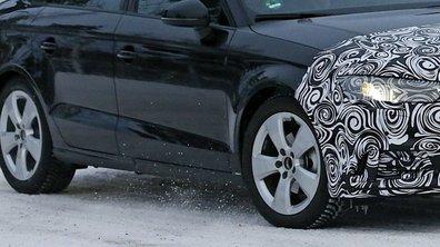 Scoop - Audi A3 2016 : la version restylée en classe de neige