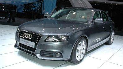 Mondial de l'Auto 2008 : Audi A4 TDI Concept e, une familiale sous contrôle