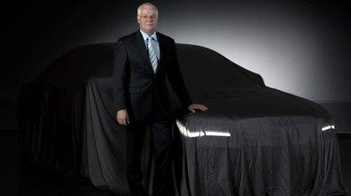 Audi A8 : Première photo
