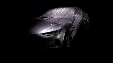 Audi A9 Concept 2014 : premier aperçu de la grande berline de luxe