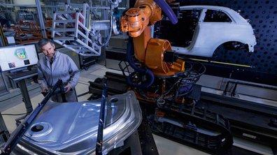 Du nouveau dans la fabrication pour Audi