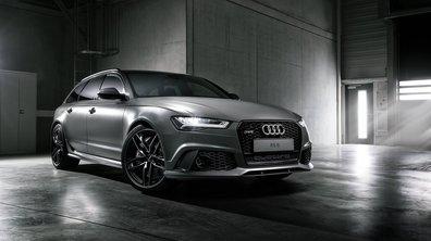 Audi RS6 Avant Exclusive : un break unique, sobre mais efficace