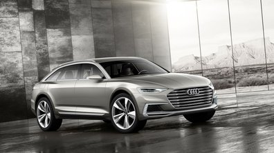 Audi Prologue Allroad Concept 2015 : la grande timide mais surpuissante