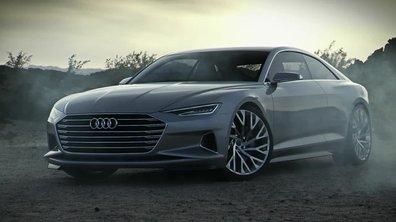 Audi Prologue Concept 2014 : présentation officielle