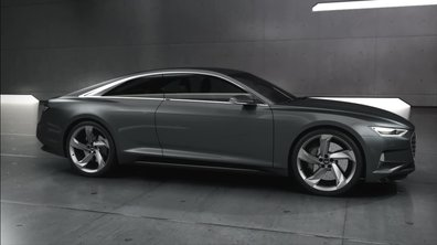 Audi Prologue Piloted Driving Concept : présentation officielle !