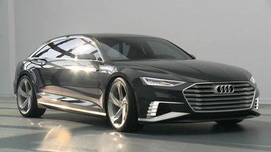 Audi Prologue Avant Concept 2015 : présentation officielle