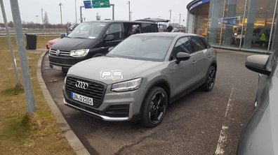 Scoop : le nouvel Audi Q2 déjà dans la rue