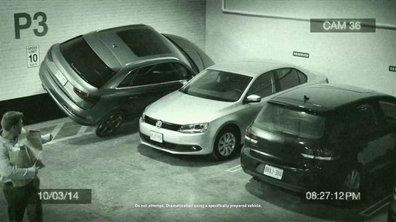 Insolite : comment bien garer son Q3 selon Audi Canada...