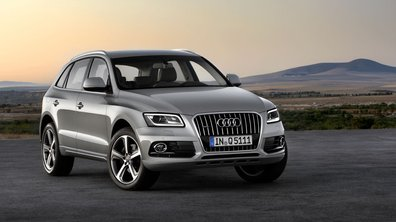 Essai comparo : l'Audi Q5 2012 face aux rivaux
