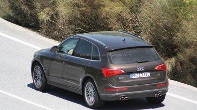 L'Audi Q5 s'habille en S