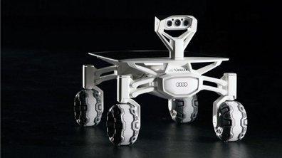 Insolite : Audi veut envoyer un véhicule… sur la Lune !