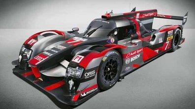 Endurance 2016 : voici les prototypes de Toyota, Audi et Porsche