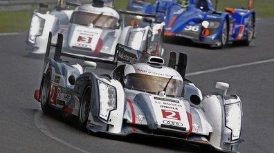24 Heures du Mans 2013 : pole facile pour Audi
